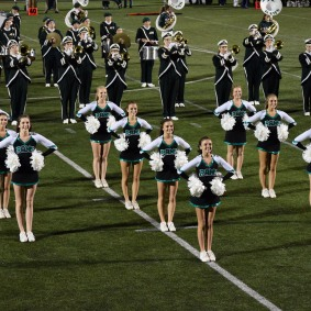 Dance Team Central Game 2016