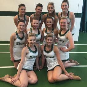 Dance Team 2016-2017