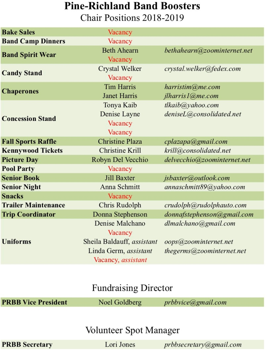 Chair Positions and Schedule 2018-2019 JPEG