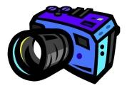 Camera clipart pic